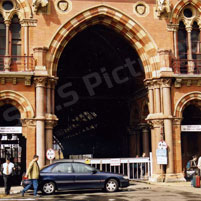 Image of St. Pancras Hotel